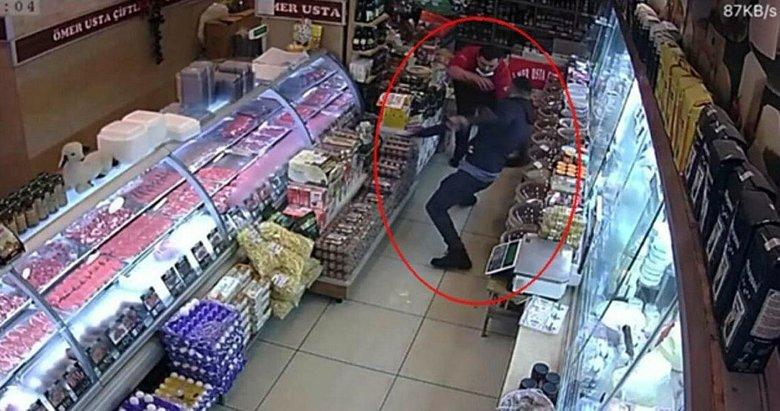 Bornova'da haraç terörü! Para vermeyince lokanta sahibini bıçakladı