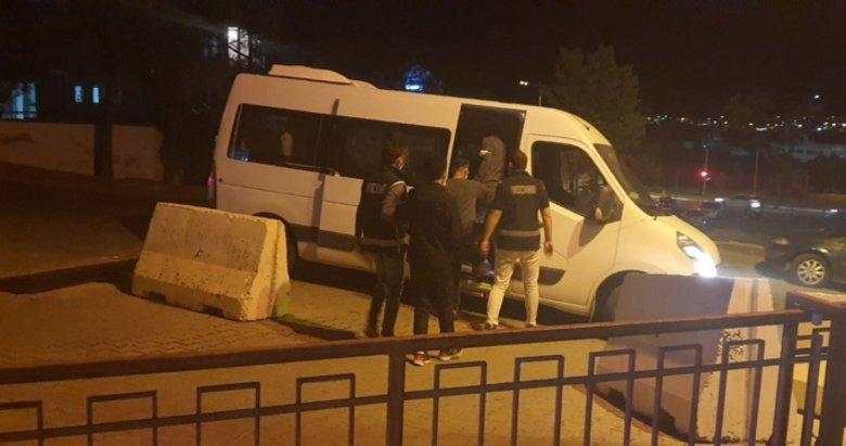 Yunanistan'a kaçacaklardı! FETÖ üyesi 3 eski subay Balıkesir'de yakalandılar