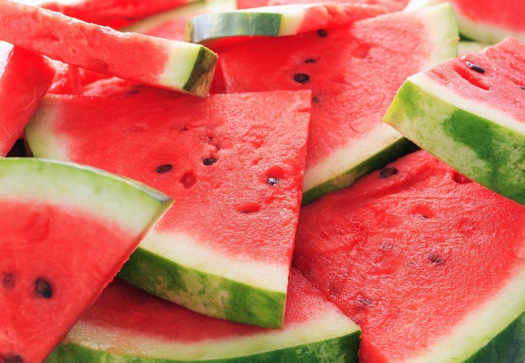 Sağlık kaynağı yaz meyveleri