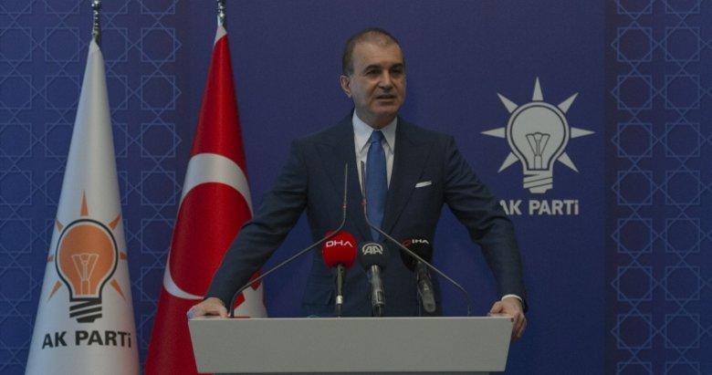 AK Parti MKYK sona erdi! Ömer Çelik'ten önemli açıklamalar