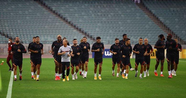 Galatasaray'ın rakibi Kasımpaşa