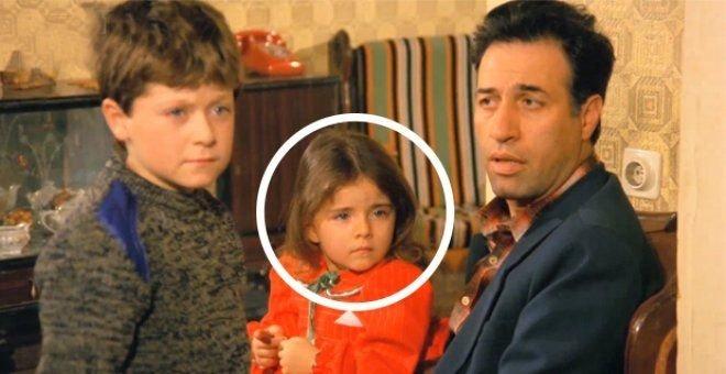 Kemal Sunal'ın unutulmaz filmi Şendul Şaban'da oynayan küçük kız bakın kim?