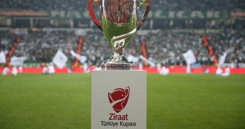 Ziraat Türkiye Kupası'nda yeni sezon yeni heyecan!