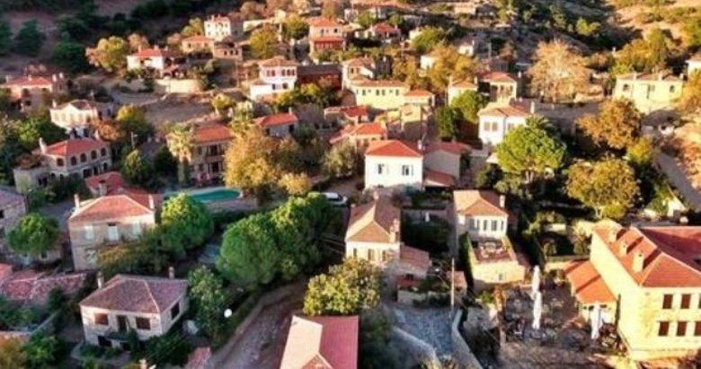 Ege'nin adı pek duyulmamış saklı köyleri