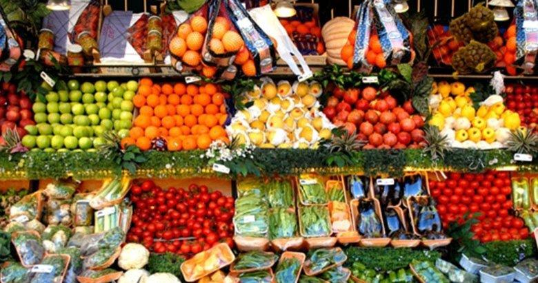 Ege'den rekor sebze meyve ihracatı