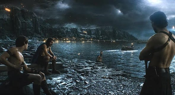 Filmlerin gerçekleri ortaya çıktı! Game of Thrones Taht oyunları dizisinin o sahnesi böyle çekildi