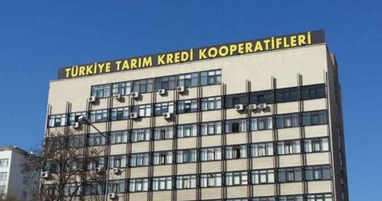Türkiye Tarım Kredi Kooperatifleri Saha Sorumlusu alımı yapıyor