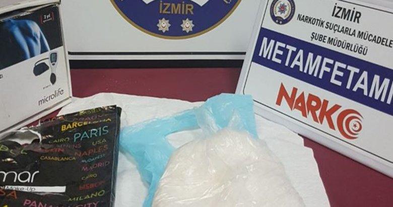 İzmir'de uyuşturucuya geçit yok!