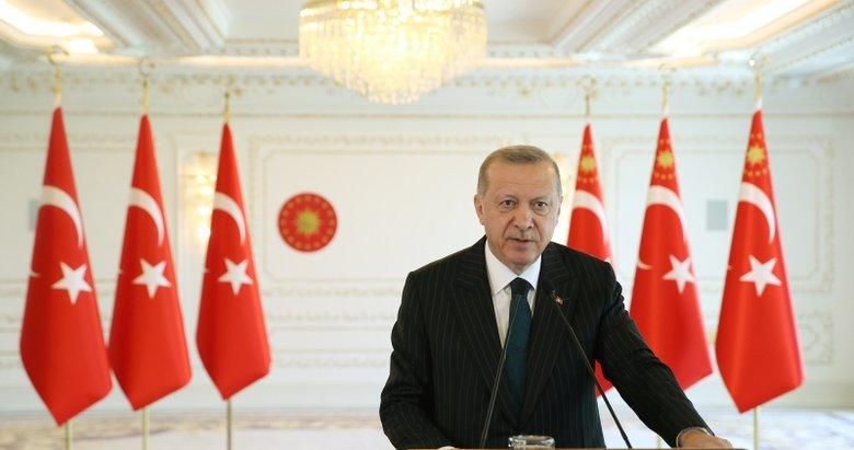 Son dakika: Başkan Erdoğan'dan Hidroelektrik Santrallerinin Toplu Açılış Töreni'nde önemli mesajlar