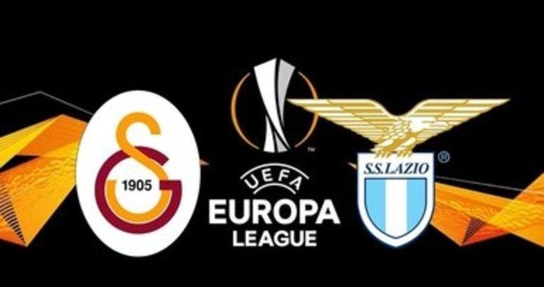 Galatasaray ilk maçında Lazio'yu 1-0 yendi