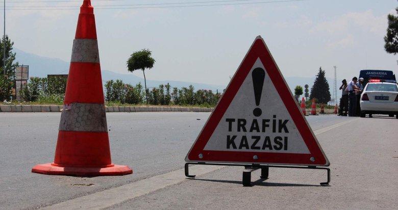 İncirliova'da trafik kazası: 1 ölü