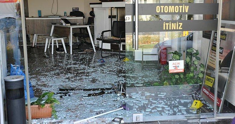 Aydın'da iş yerinde silahlı bıçaklı kavga: 3 yaralı