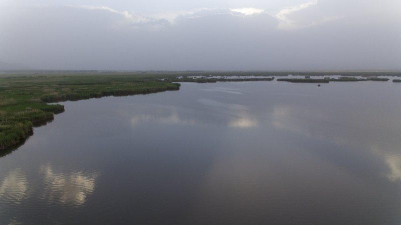 Eber Gölü eski günlerine dönmeyi bekliyor
