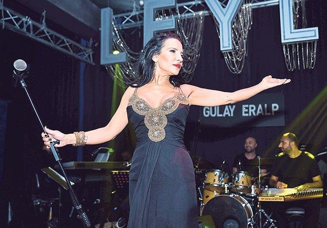 Gülay Eralp'in Yonca Atatürk sevgisi