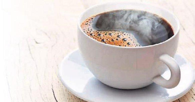 Kahve ve bitter çikolata