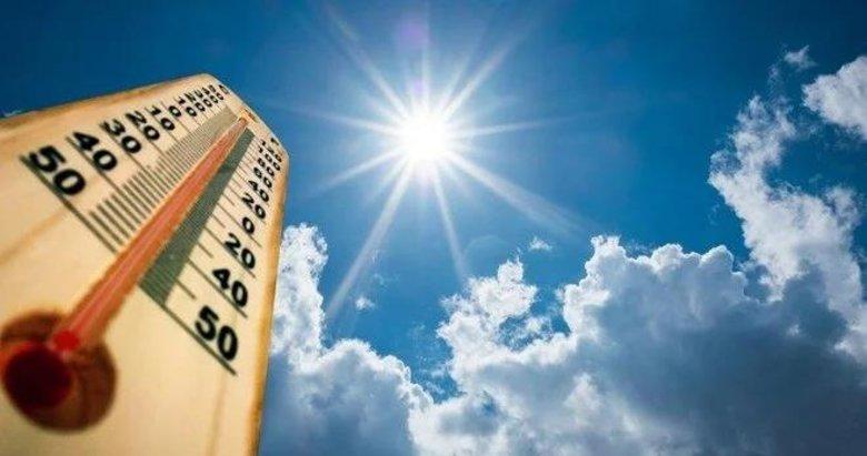Meteoroloji'den sıcak uyarısı! İzmir ve Ege'de hava nasıl olacak?