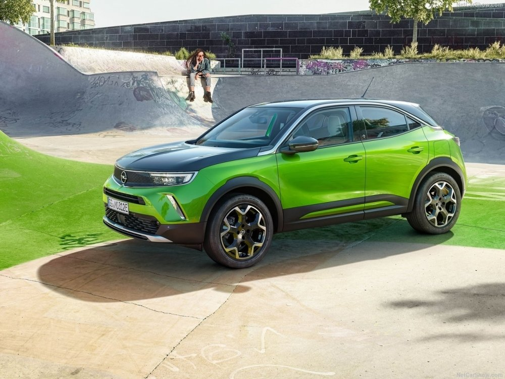 İkinci nesil Opel Mokka tanıtıldı! İşte yeni tasarımı