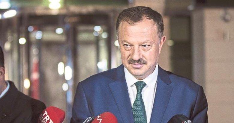 YSK'da İstanbul için geri sayım