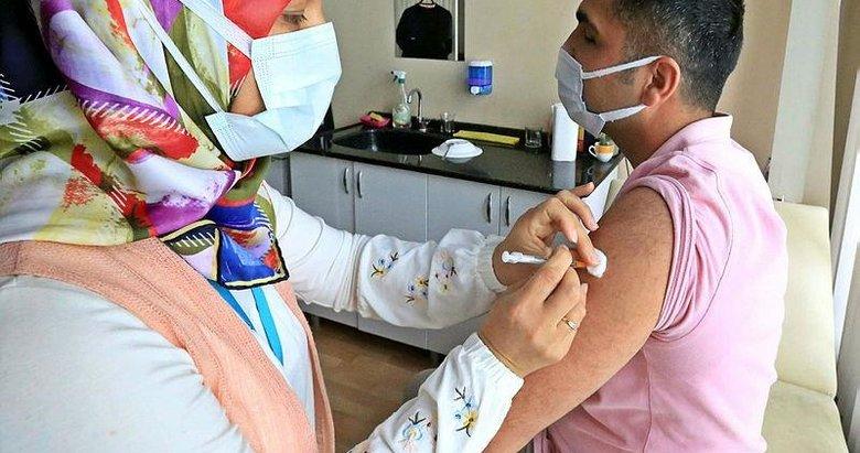 Aşılama tam gaz! Aydın'da 856 bin doz aşı uygulandı