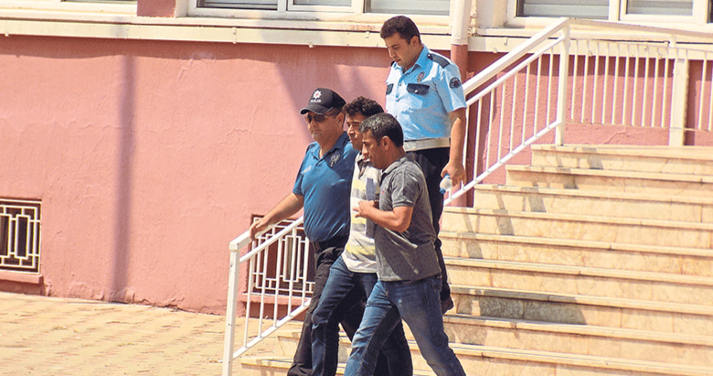 Cani koca tutuklandı