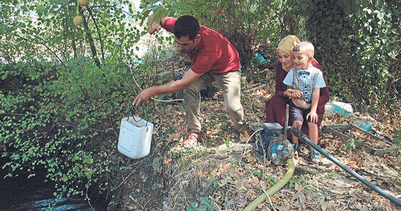 Muğla'da susuz rezillik