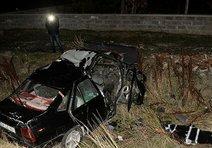 3 çocuk annesi kazada öldü