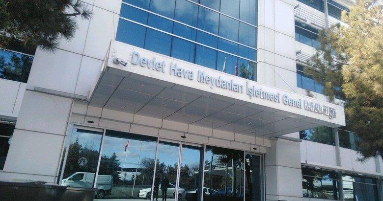 Devlet Hava Meydanları İşletmesi Genel Müdürlüğü 24 personel alacak