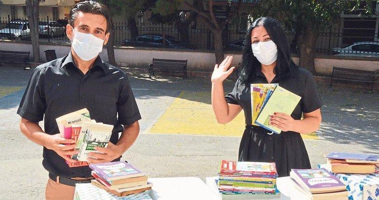 Manisa, Τουρκία εκπέμπεται από την αγάπη των βιβλίων