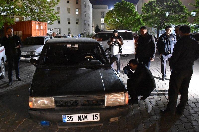 Manisa'da silahlı saldırı