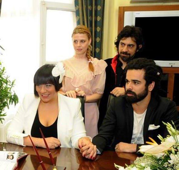Işın Karaca'dan eski eşi Sedat Doğan'a büyük şok