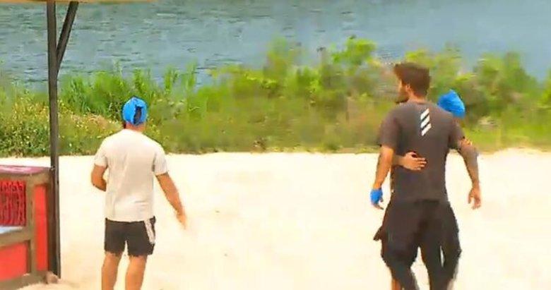 Survivor'da Barış Murat Yağcı ile Evrim Keklik birbirine girdi! Elenen yarışmacı şok etti! İşte tüm detaylar...