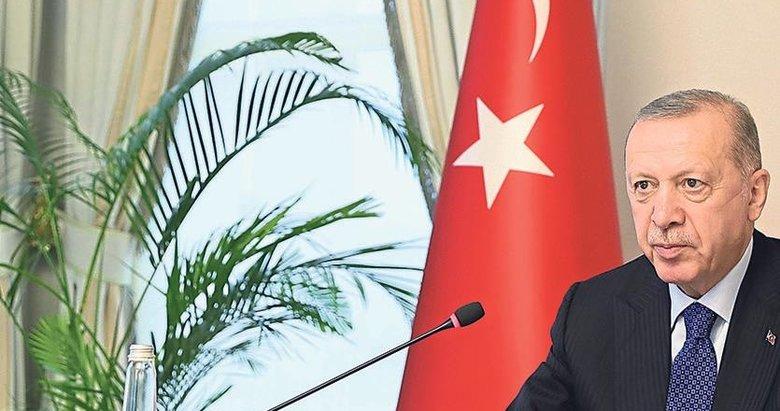 Başkan Erdoğan Avrupa'ya uyarısını tekrarladı: Yeni bir göç yükünü taşıyamayız
