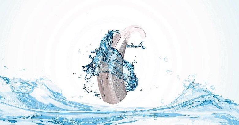 İşitme cihazınızla yüzmek artık mümkün