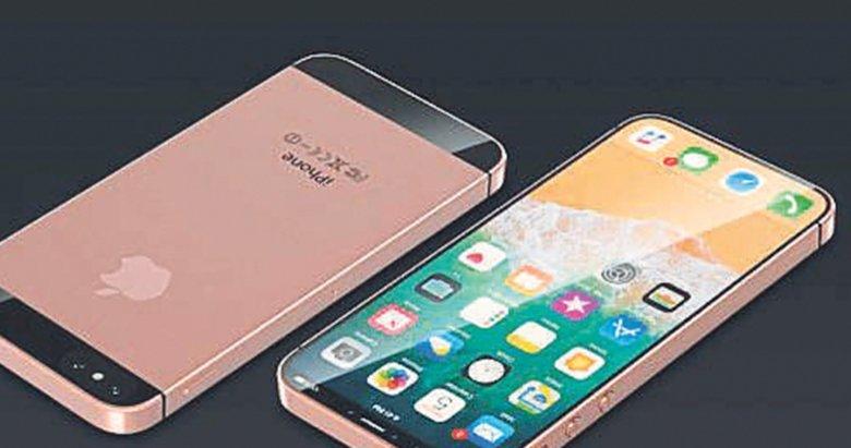 iPhone SE 2018'in tasarımı dikkat çekti