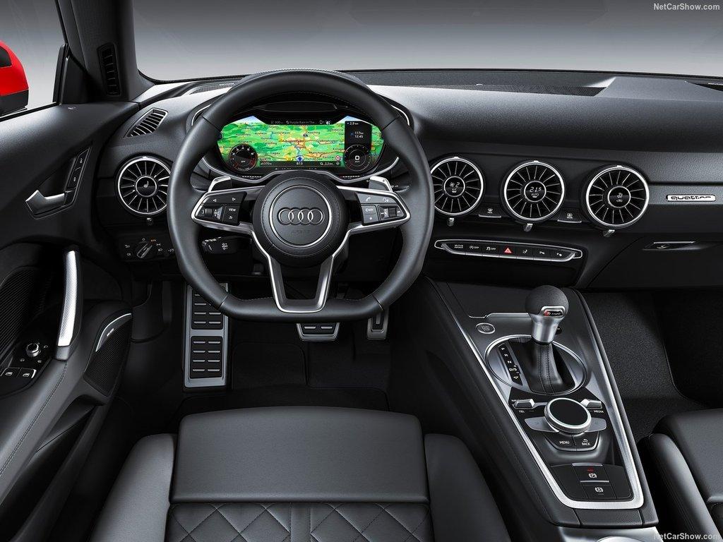2019 Audi TT Coupe ve Audi TT Roadster için geri sayım! 2019  Audi TT ne zaman yollara çıkacak?