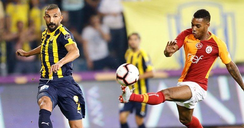 Sezonun açılış maçında kazanan Galatasaray