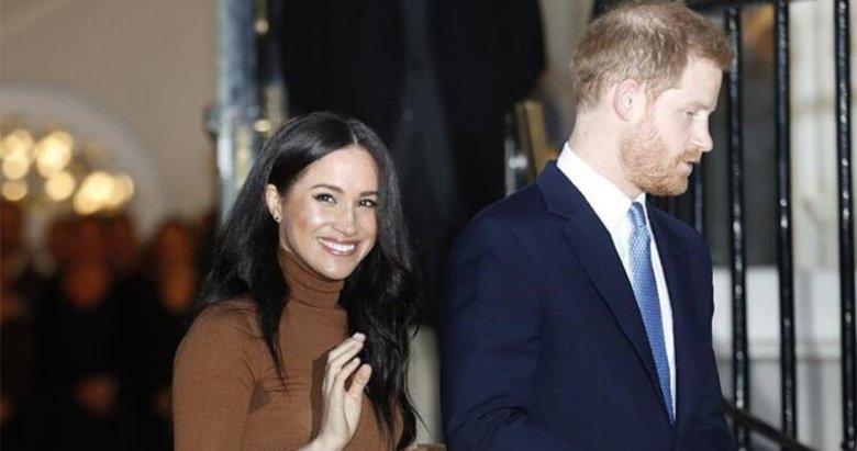 Prens Harry ve eşi kraliyeti bırakıyor