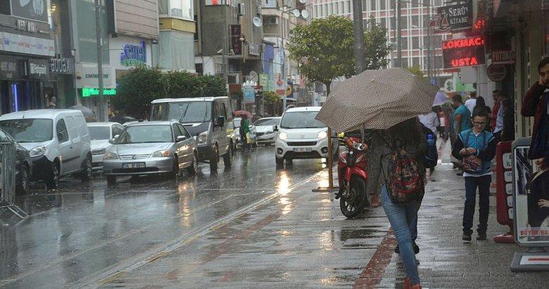 Meteoroloji'den kritik uyarı! Balıkesir ve çevresi için yağış uyarısı
