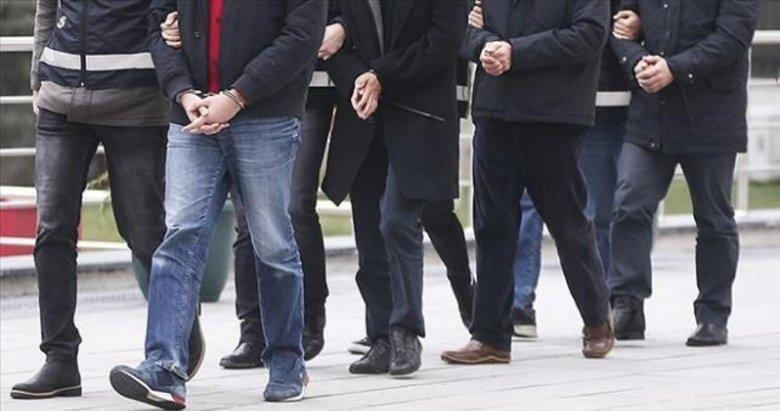 Uyuşturucu ticareti yapan suç örgütüne operasyon: 15 gözaltı