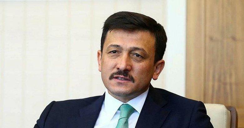 AK Partili Hamza Dağ'dan CHP'ye 'kirli siyaset' tepkisi