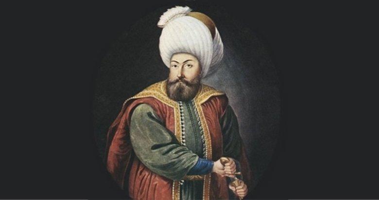 Osman Gazi'nin gerçek resmi ortaya çıktı! İşte Osmanlı padişahlarının gerçek halleri...