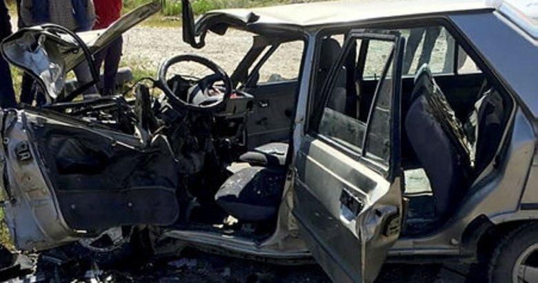 Muğla'da kaza: 2 yaralı