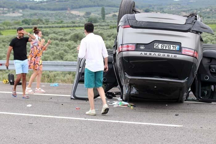 İzmir yolunda ölümden dönmüşlerdi! Alişan'ın kaza anındaki hızı ortaya çıktı!