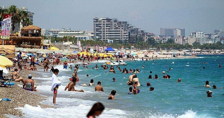 Son 17 yılın turizm karnesi belli oldu! İşte 2021'in turizm geliri