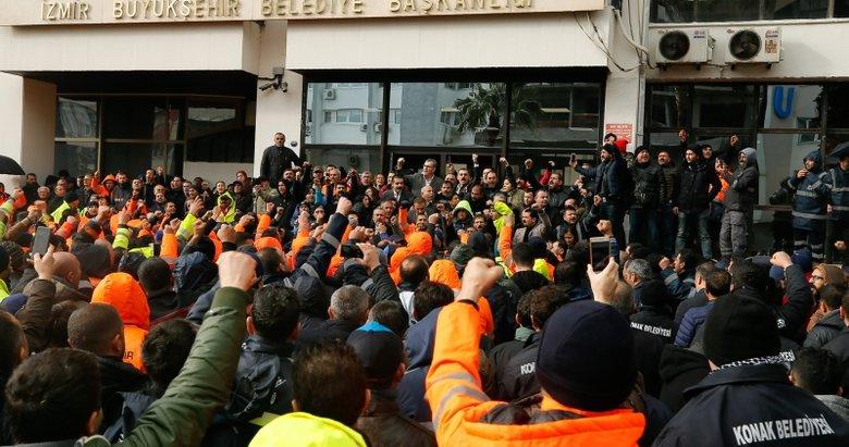 İzmir'de sendika eylem kararını erteledi