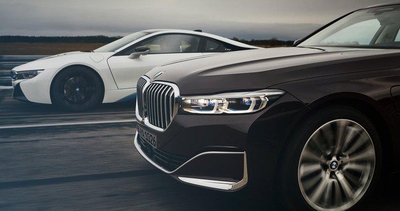 BMW 745L ilk görüntüleri ortaya çıktı! İşte tüm detaylar