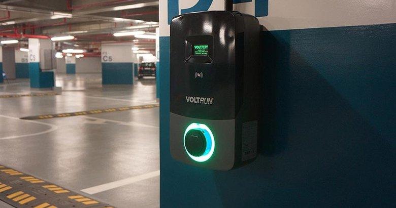 Elektrikli araçlara yerli şarj ünitesi Voltrun