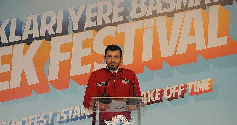 Selçuk Bayraktar'dan Teknofest açıklaması! Teknofest nerede yapılacak