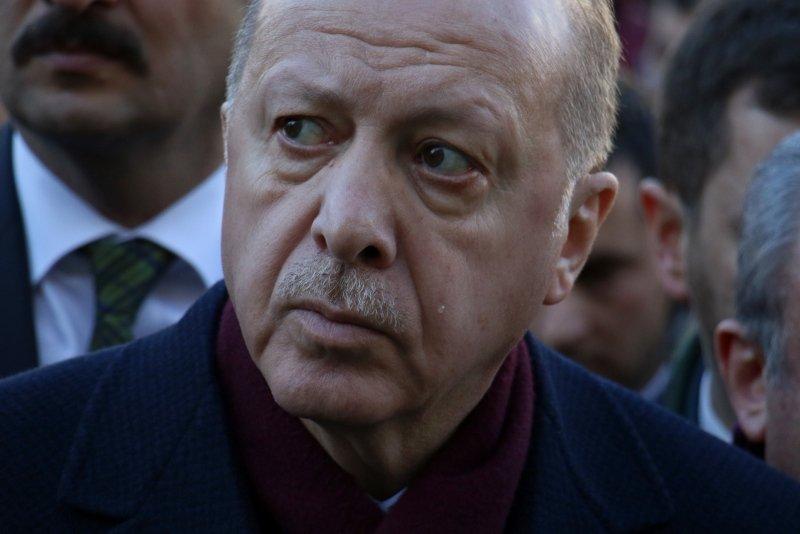 Başkan Erdoğan Muhammed Salih Civelek'in cenazesinde gözyaşlarını tutamadı