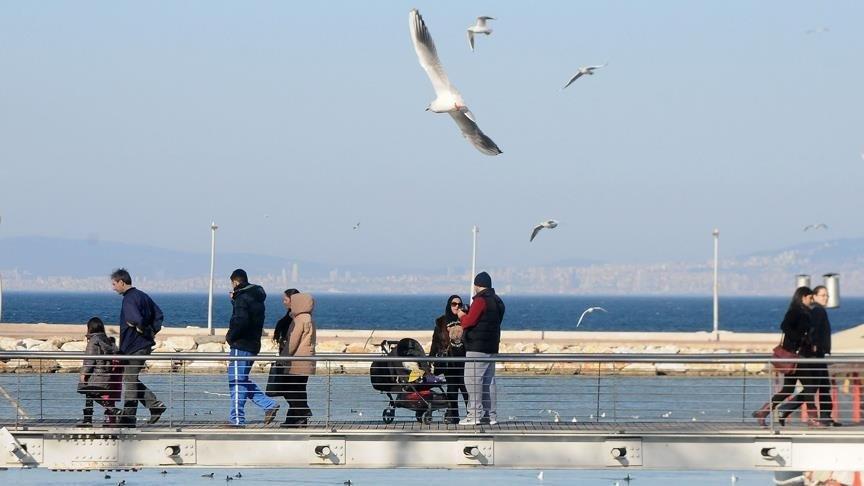 Meteoroloji'den son dakika hava durumu uyarısı!  Bugün İzmir'de hava nasıl olacak?